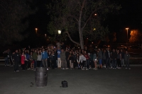 Teen Knott's Scary Farm - October 27, 2012