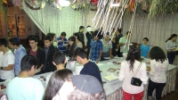Teen Sukkah Party - October 6-7, 2012