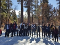 2016 Teen Big Bear Retreat