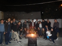 Teen BBQ @Rabbi's Jan. 5, 2017