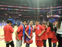 Clippers Game Jewish Heritage Night Dec. 20, 2017