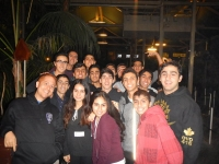 Horror Nights - October 25, 2014