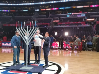 Jewish Heritage Night Clippers Game 2018