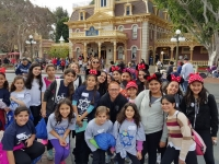 Kid's Disneyland Trip - January 18, 2016