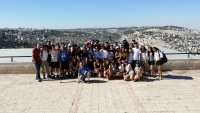 Magen Israel Trip - June 15 to July 7, 2015