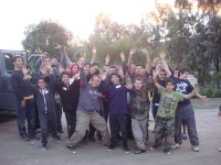Paintball - November 21, 2010