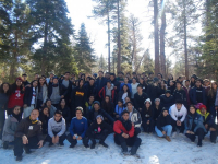 Teens Big Bear Retreat Feb. 23-25, 2018