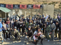 Teens Paintball Nov. 17th 2019