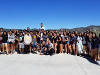 Teens Summer Big Bear Retreat 2018