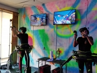 Teens Virtual Reality +BBQ Dec. 3rd, 2017