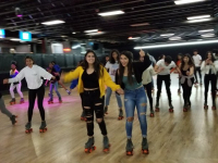 Teens World on Wheels Rollerskating Apr. 7, 2019