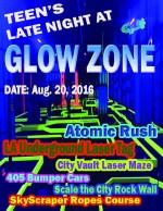 Glow Zone All Nighter