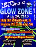 Glowzone 2016