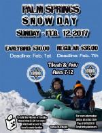 Kids Snow Day Flyer copy