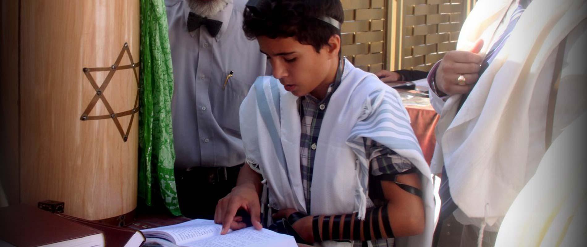 S.T.A.R. Bnei Mitzvah Haggadah Gift Program