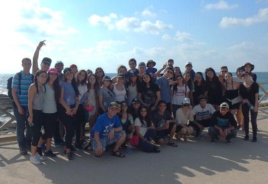 israel-sea